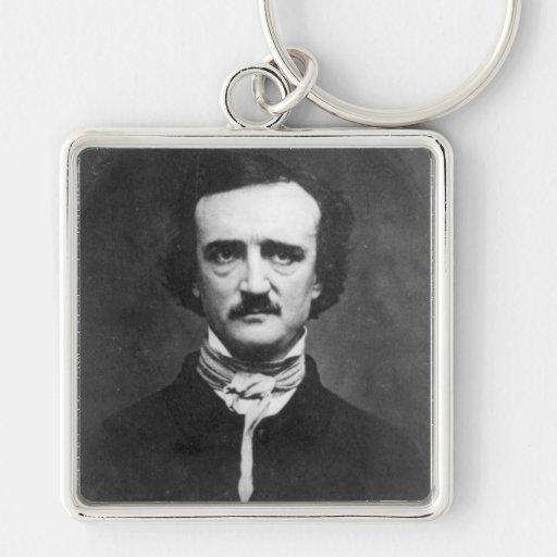 Edgar Allen Poe Keychain