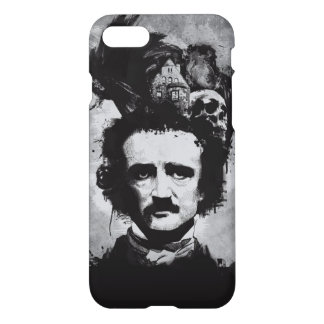 Edgar Allen Poe - Matthew Childers iPhone 7 Case