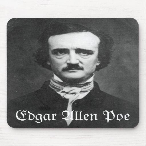 Edgar Allen Poe Mousepad