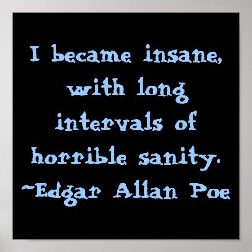 Edgar Allen poe Posters