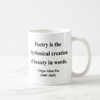 Edgar Allen Poe Quote 5a Coffee Mug