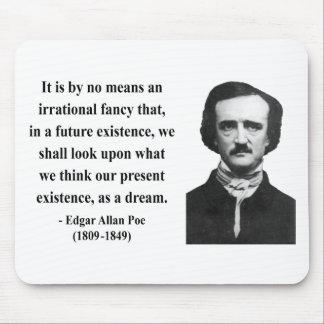 Edgar Allen Poe Quote 7b Mouse Pad
