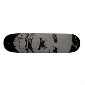 Edgar Allen Poe Raven Skate Deck
