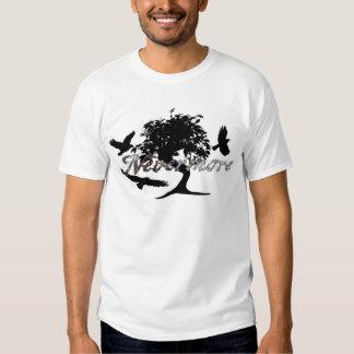 Edgar Allen Poe's The Raven T-shirts