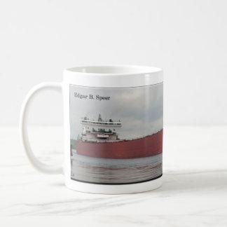 Edgar B. Speer full picture mug