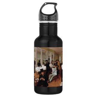 EDGAR DEGAS- A cotton office in New Orleans 1873 532 Ml Water Bottle