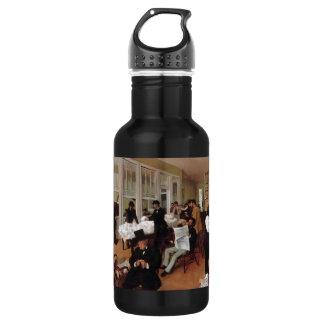 EDGAR DEGAS- A cotton office in New Orleans 1873 532 Ml Water Bottle