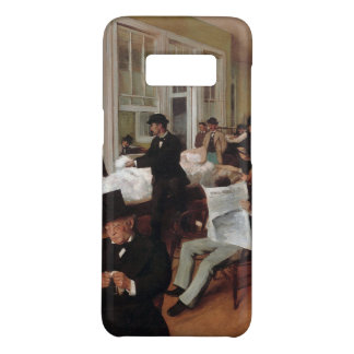 EDGAR DEGAS- A cotton office in New Orleans 1873 Case-Mate Samsung Galaxy S8 Case