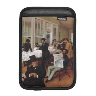 EDGAR DEGAS- A cotton office in New Orleans 1873 iPad Mini Sleeve