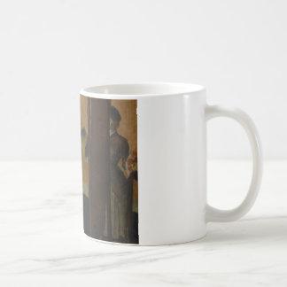 Edgar Degas - At the Milliner's Coffee Mug