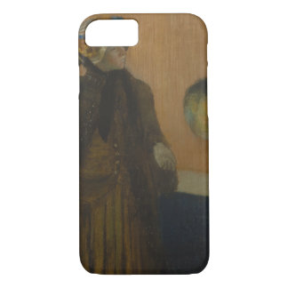 Edgar Degas - At the Milliner's iPhone 7 Case