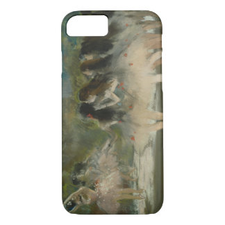Edgar Degas - Ballet at the Paris Opera iPhone 8/7 Case