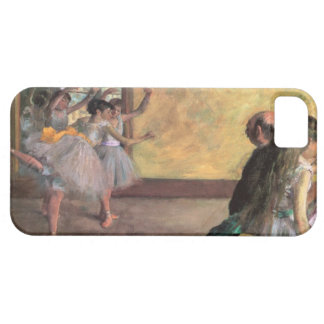 Edgar Degas Ballet Class iPhone 5 Cases