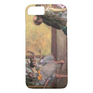Edgar Degas Ballet Class iPhone 7 Case