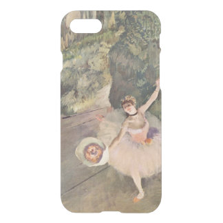 Edgar Degas | Ballet Rehearsal On Stage iPhone 8/7 Case