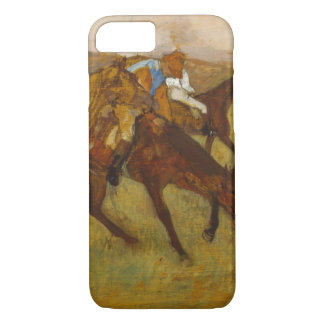 Edgar Degas - Before the Race iPhone 7 Case