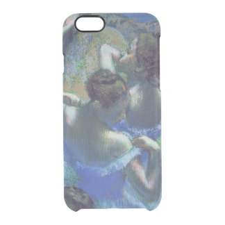 Edgar Degas | Blue Dancers, c.1899 Clear iPhone 6/6S Case