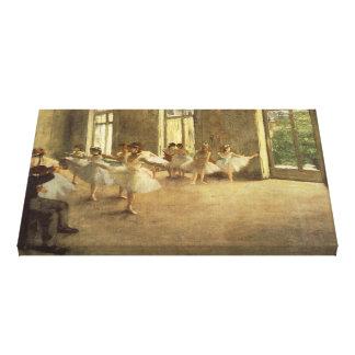 Edgar Degas Canvas Print