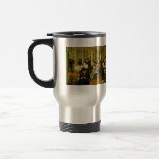 Edgar Degas - Cotton Exchange Mugs