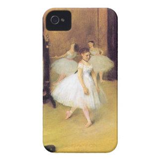 Edgar Degas - Dance Class iPhone 4 Cases