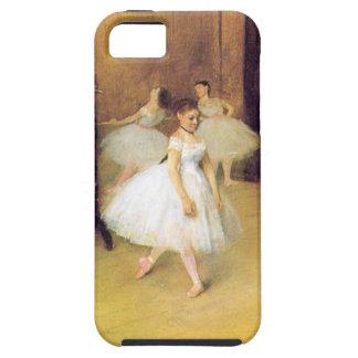 Edgar Degas - Dance Class Tough iPhone 5 Case