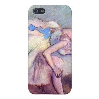 Edgar Degas - Dancer bent over Cover For iPhone 5