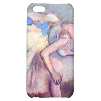 Edgar Degas - Dancer bent over Case For iPhone 5C