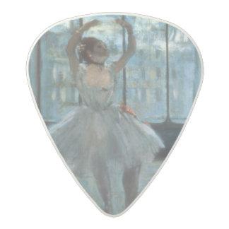 Edgar Degas   Dancer in Front of a Window Acetal Guitar Pick
