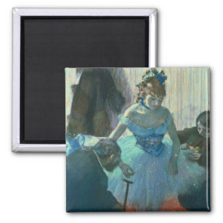 Edgar Degas | Dancer in her dressing room Magnet