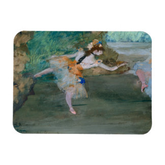 Edgar Degas - Dancer Onstage Magnet