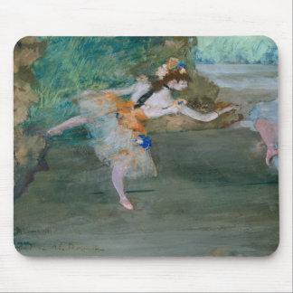 Edgar Degas - Dancer Onstage Mouse Pad