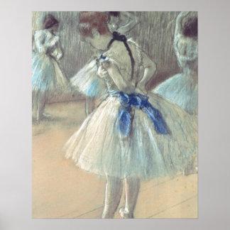 Edgar Degas | Dancer Poster