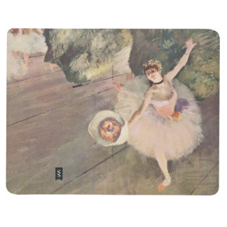 Edgar Degas | Dancer Takes a Bow Journal