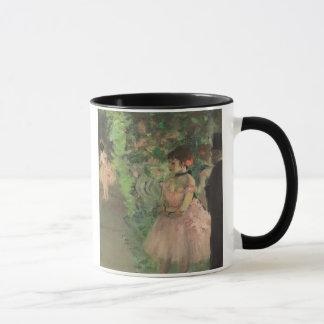 Edgar Degas | Dancers Backstage, 1876-1883 Mug