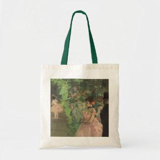Edgar Degas | Dancers Backstage, 1876-1883 Tote Bag