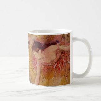 Edgar Degas Dancers Bending Down Mug