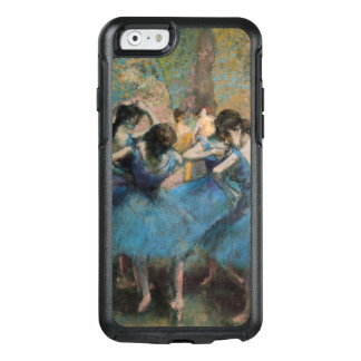 Edgar Degas | Dancers in blue, 1890 OtterBox iPhone 6/6s Case