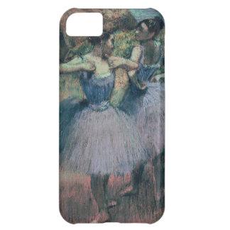 Edgar Degas   Dancers in Violet iPhone 5C Case