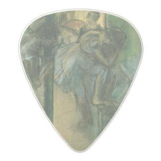 Edgar Degas   Dancers rehearsing Acetal Guitar Pick