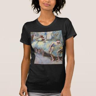 Edgar Degas Danseuses dans les coulisses T-Shirt