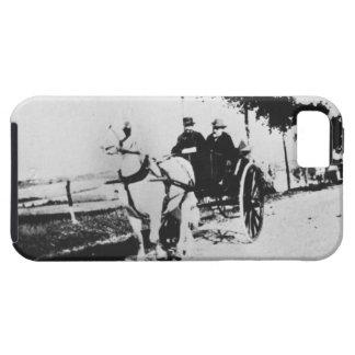 Edgar Degas | Edgar Degas and a friend iPhone 5 Case
