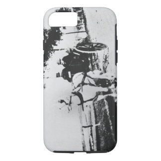 Edgar Degas | Edgar Degas and a friend iPhone 7 Case