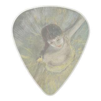 Edgar Degas   End of an Arabesque, 1877 Acetal Guitar Pick