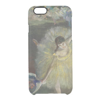 Edgar Degas | End of an Arabesque, 1877 Clear iPhone 6/6S Case