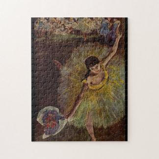 Edgar Degas | Fin d'Arabesque Puzzle