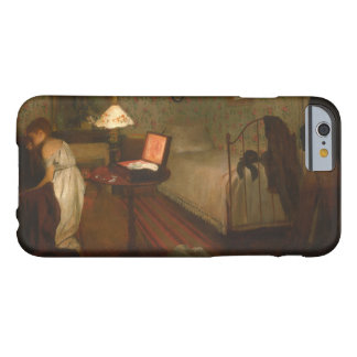 Edgar Degas - Interior Barely There iPhone 6 Case