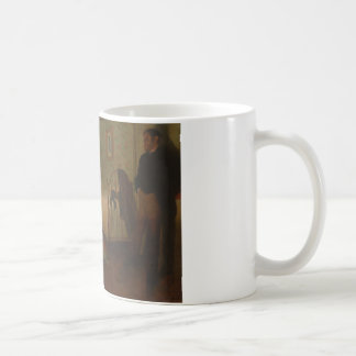 Edgar Degas - Interior Coffee Mug