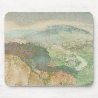 Edgar Degas - Landscape Mouse Pad