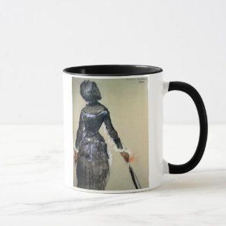 Edgar Degas | Mary Cassatt at the Louvre Mug