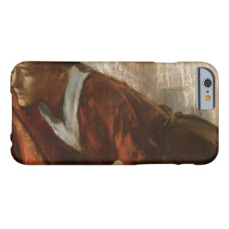 Edgar Degas - Melancholy Barely There iPhone 6 Case
